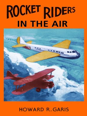 cover image of Rocket Riders in the Air