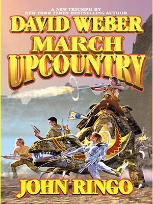 cover image of March Upcountry