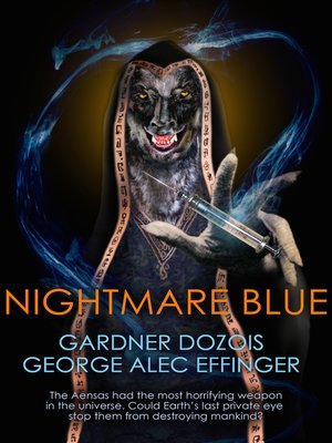 cover image of Nightmare Blue