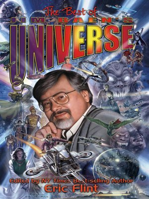 cover image of The Best of Jim Baen's Universe, Volume 1