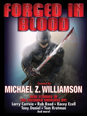 cover image of Forged in Blood
