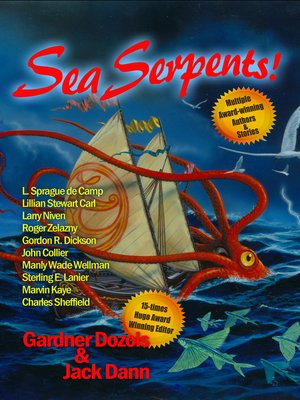 cover image of Sea Serpents!
