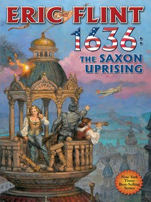 cover image of 1636: The Saxon Uprising