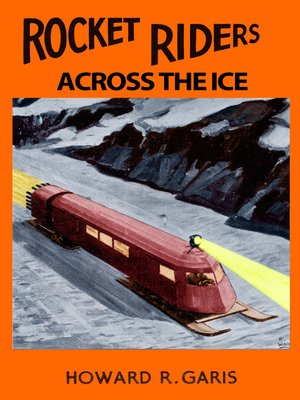 cover image of Rocket Riders Across the Ice