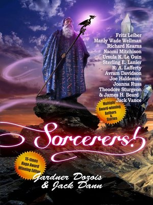 cover image of Sorcerers!