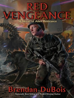 cover image of Red Vengeance