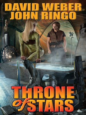 cover image of Throne of Stars