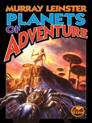 cover image of Planets of Adventure