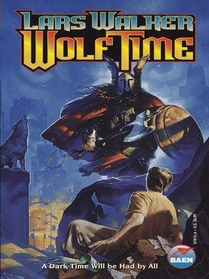 cover image of Wolf Time