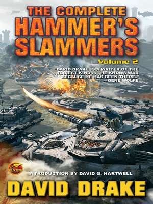 cover image of The Complete Hammer's Slammers, Volume 2