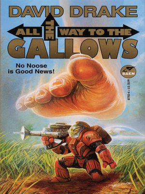 cover image of All the Way to the Gallows