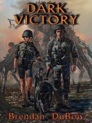 cover image of Dark Victory