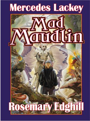 cover image of Mad Maudlin