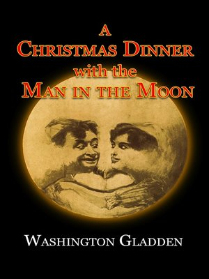 cover image of A Christmas Dinner with the Man in the Moon