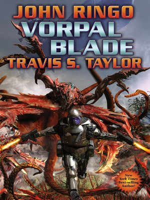 cover image of Vorpal Blade