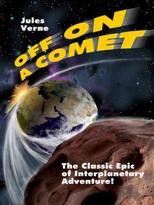 cover image of Off on a Comet!