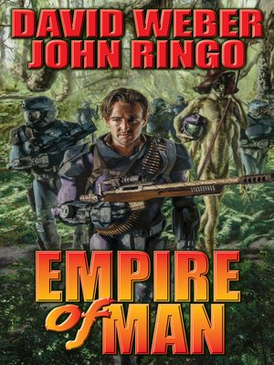 cover image of Empire of Man