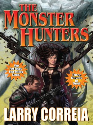 cover image of The Monster Hunters