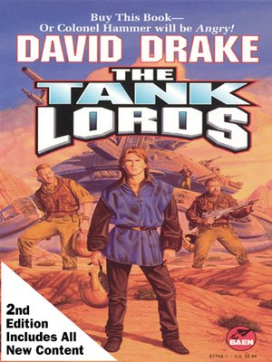 cover image of The Tank Lords