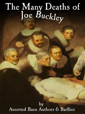 cover image of The Many Deaths of Joe Buckley