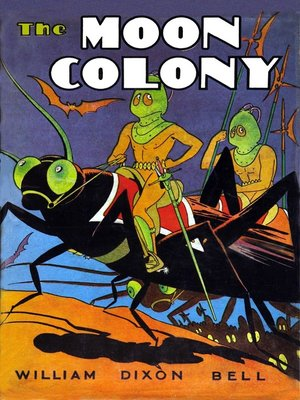 cover image of The Moon Colony