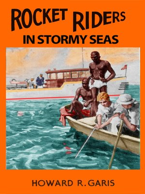 cover image of Rocket Riders in Stormy Seas