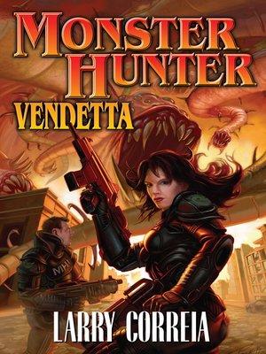 cover image of Monster Hunter Vendetta