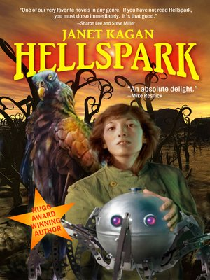 cover image of Hellspark