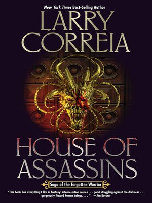 cover image of House of Assassins