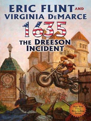 cover image of 1635: The Dreeson Incident