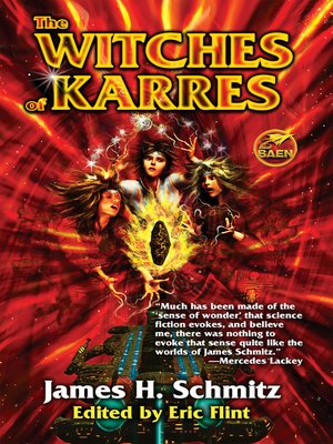 cover image of The Witches of Karres