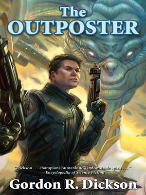 cover image of The Outposter