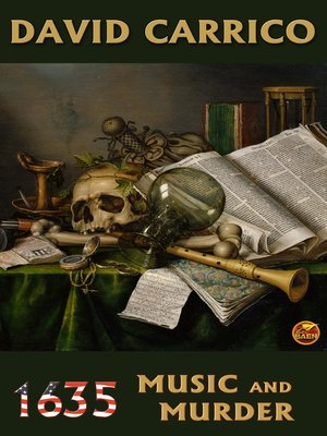 cover image of 1635: Music and Murder
