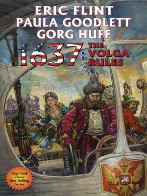 cover image of 1637: The Volga Rules