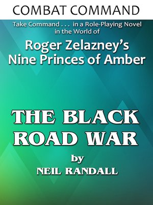 cover image of Combat Command: The Black Road War