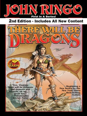 cover image of There Will be Dragons
