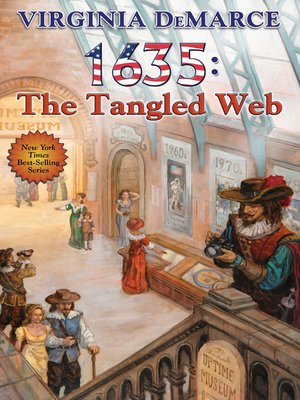 cover image of 1635: The Tangled Web