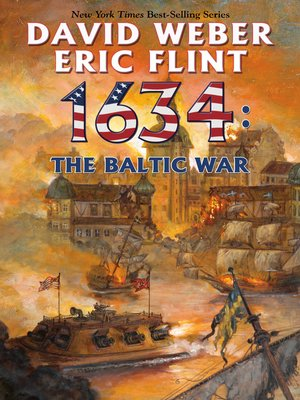 cover image of 1634: The Baltic War
