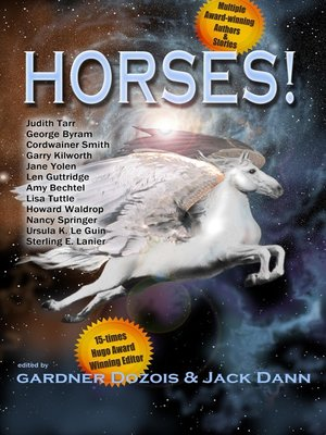 cover image of Horses!