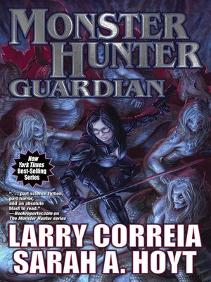 cover image of Monster Hunter Guardian
