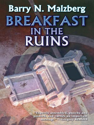 cover image of Breakfast in the Ruins
