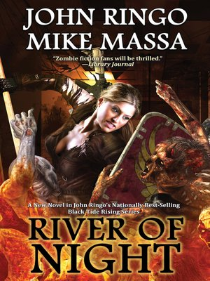cover image of River of Night