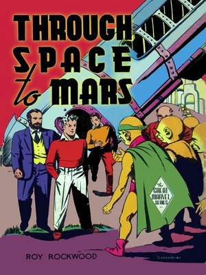 cover image of Through Space to Mars