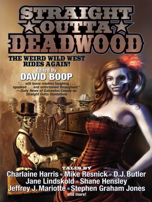 cover image of Straight Outta Deadwood