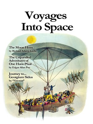 cover image of Voyages into Space