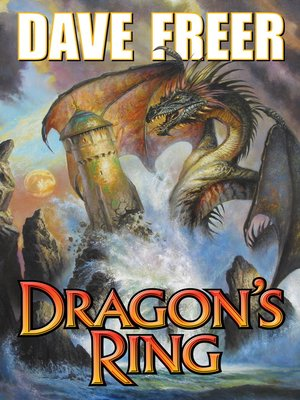 cover image of Dragon's Ring