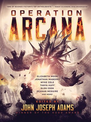 cover image of Operation Arcana