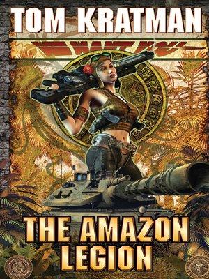 cover image of The Amazon Legion