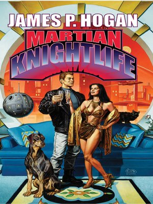 cover image of Martian Knightlife