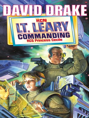 cover image of Lt. Leary Commanding